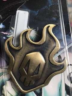 Bleach golden badge