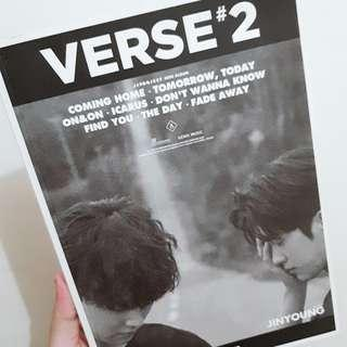 JJ Project Verse 2 By the Platform ver. (Album only)