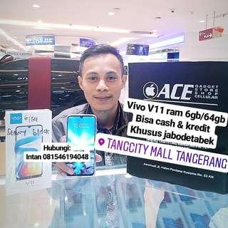 Vivo V11 ram 4gb/64gb terbaru bisa kredit promo free 1x angsuran