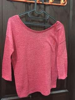 blouse stradivarius original