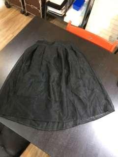 🚚 黑紗澎裙