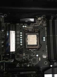 Selling i5 4670k with mobo
