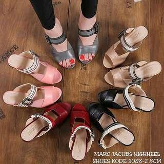 Marc Jacobs Heels 👠 Red