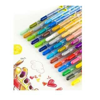 Washable Crayons   Scented Crayons   Non Toxic Stationery for Kids babies crayon crayons non