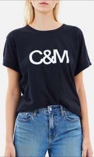 C&M tee