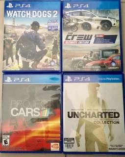 Bundle Ps4 Game