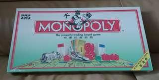 Monopoly 大富翁遊戲 (香港版)