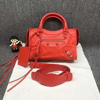 💯% Authebtic Balenciaga Mini City