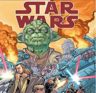 [NEW]  Star Wars Epic Collection: Rise of the Sith Vol. 1 (Epic Collection: Star Wars)