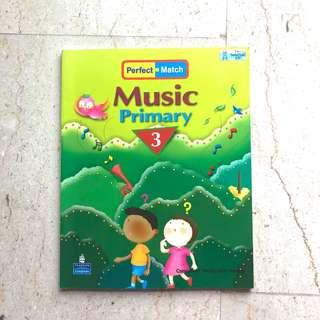 Music Primary 3 Textbook