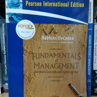 Fundamentals Of Management ( Essential Concepts And Applications)