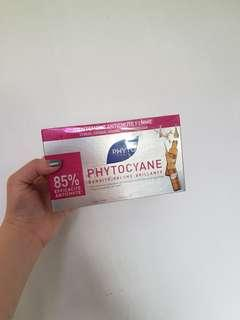 Phytocyane anti thinning hair treatment ampoule
