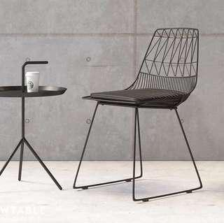 🚚 Iron bars Chair Patio Chair Dining Chair