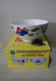 滴露x柏靈頓寶寶熊 限量瓷碗Detail x Paddington Bear Limited Edition Bowl