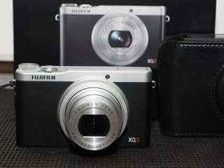 Kamera Fujilm xq2 free case