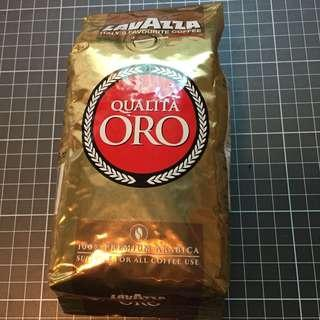 Coffee beans Lavazza Qualita Oro