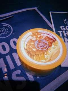 THE BODY SHOP 100% ORIGINAL - CREAM BODY SCRUB