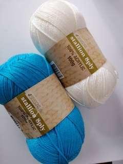Knitting/Crocheting Yarn