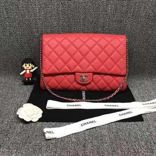 💯% Authentic Chanel Classic Flap