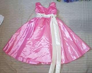 Gown for kids 28 inches length