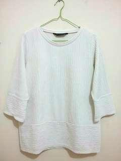 Blouse SIMPLICITY Women (warna Broken White)
