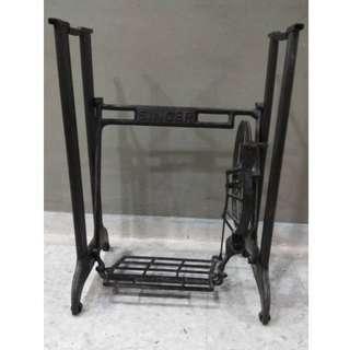 Singer Vintage Sewing Machine Metal Stand