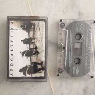 Kaset Metallica / Apocalyptica