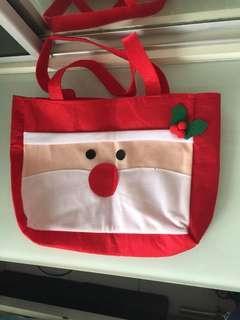 聖誕老人小袋子