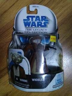 "Star Wars 3.75"" WIOSLEA"