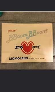 momoland 淨專