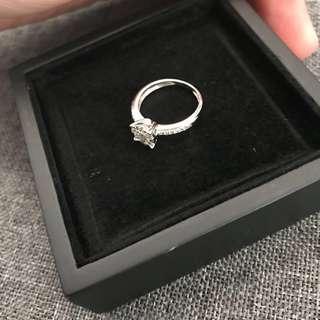 ‼️‼️ON SALE! Genuine Diamond Ring w/ Certificate