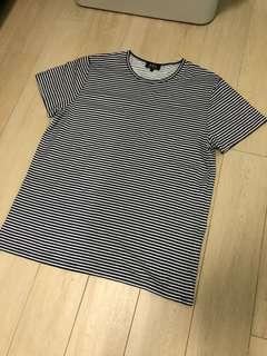 Apc tee size L equal to size m