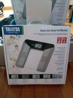 五合一電子磅 日本Tanita Scale plus Body Fat Monitor