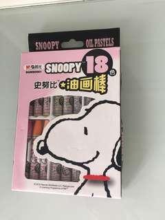 Snoopy顏色筆