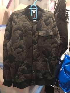 CK 迷彩外套