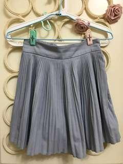 Pazzo水藍百葉裙