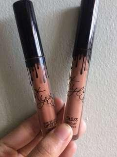 Kylie Matte Liquid Lipstick in Exposed! (REPRICED)
