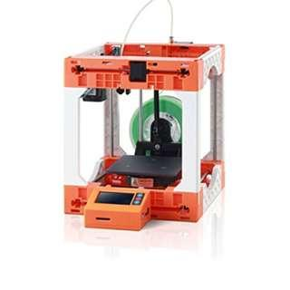 F100 WEEDO Mini Desktop 3D Printer with Extruder Filament LCD Screen Display DIY 3D Printing Machine Easy to Assemble