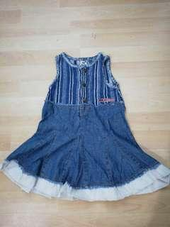 Bebe BUSHH Denim Dress 18M