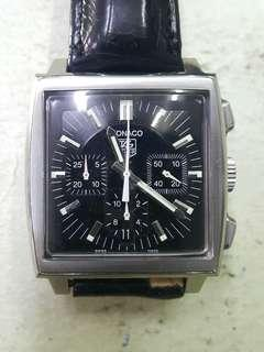 TAG HEUER MONACO  chronograph 38mm