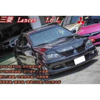 02年 三菱 GB Lancer