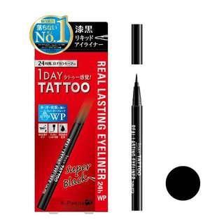 🚚 日本 K-Palette 1 Day tattoo 眼線液!