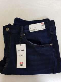 Uniqlo Mens EZY Jeans