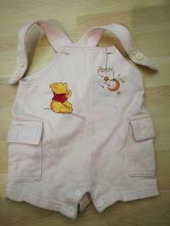 Disney Baby Winnie the Pooh Overall /Dugaree
