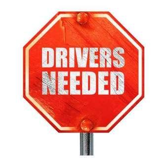 2x Sub Con drivers needed
