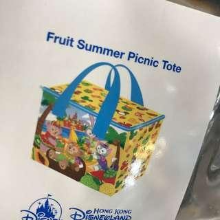 迪士尼 保暖野餐袋 Duffy