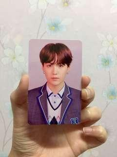 [WTS] SUGA photocard BTS Love Yourself Answer L version