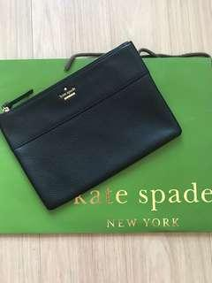 """Authentic Kate Spade Pouch (Ipad Pro 10.5"""") Good as New"""