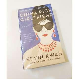 NEW  China Rich Girlfriend (Crazy Rich Asians #2) Kevin Kwan
