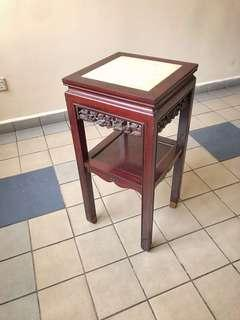 Side Table (Marble Centre)